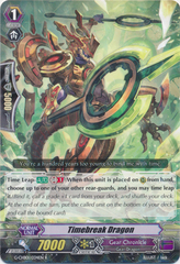 Timebreak Dragon - G-CHB01/034EN - R on Channel Fireball