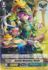 Kamille Musketeer, Nicole - G-CHB01/074EN - C on Channel Fireball
