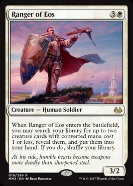 Ranger of Eos - Foil