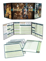 Fantasy Age Gamemasters Kit