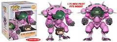 Pop! Games Overwatch - 2Pk D.Va & Meka 6