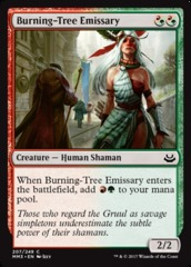 Burning-Tree Emissary (MM3)