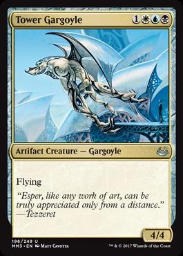 Tower Gargoyle - Foil