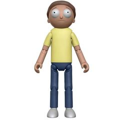 Rick And Morty: Action Figure - Morty