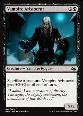 Vampire Aristocrat - Foil