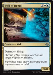 Wall of Denial - Foil