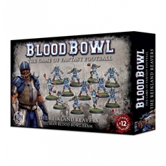 Blood Bowl Team: The Reikland Reavers