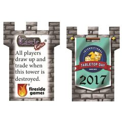 Castle Panic: International Tabletop Day 2017 - Tower Expansion