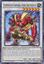 Superheavy Samurai Ogre Shutendoji - SP17-EN042 - Starfoil Rare - 1st Edition
