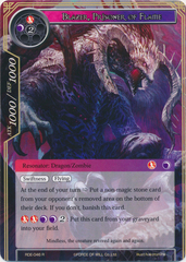 Blazer, Prisoner of Flame - RDE-046 - R - Foil