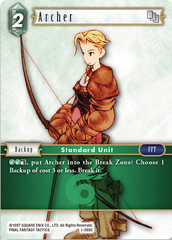 Archer - 1-088C - Foil on Channel Fireball