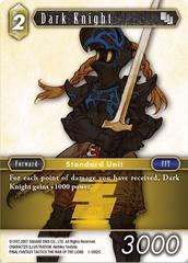 Dark Knight - 1-092C - Foil