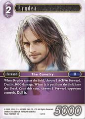 Rygdea - 1-242S - Foil