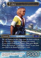 Tidus - 1-213S - Foil
