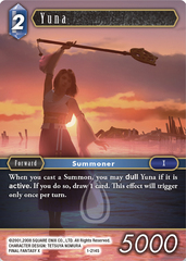 Yuna - 1-214S - Foil