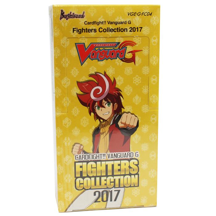 Fighters Collection 2017 - Booster Box