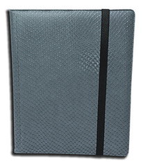 Legion 4 Pocket Dragon Hide Binder: Grey