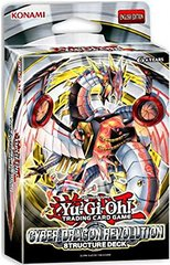 Cyber Dragon Revolution Structure Deck - Unlimited Edition