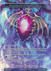 Magic Stone of the Ebon Home (Full Art) - RDE-098 - R