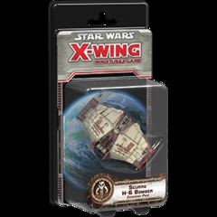 Star Wars X-Wing - Scurrg H-6 Bomber Expansion Pack
