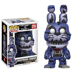 Funko POP -  Games 215: Five Nights At Freddy's - Nightmare Bonnie