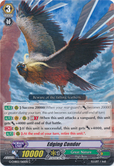 Edging Condor  - G-CHB02/065EN - C on Channel Fireball