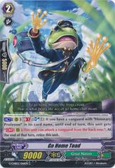 Go Home Toad - G-CHB02/066EN - C