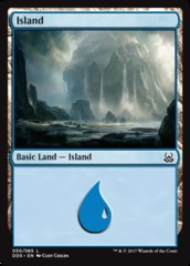 Island (30) on Channel Fireball
