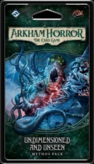 Arkham Horror: The Card Game - Undimensioned and Unseen: Mythos Pack