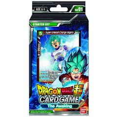 Dragon Ball Super TCG - The Awakening - Starter on Channel Fireball