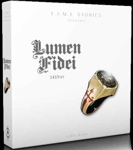 Time Stories Expansion: Lumen Fidei