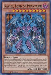 Raviel, Lord of Phantasms - DUSA-EN098 - Ultra Rare - 1st Edition on Channel Fireball