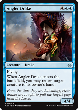 Angler Drake - Foil