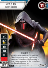 Kylo Ren - Vader's Disciple - GenCon 2016 Promo
