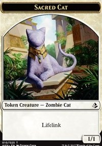 Sacred Cat Token