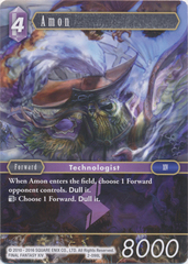 Amon - 2-098L on Channel Fireball