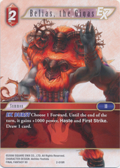 Belias - the Gigas - 2-019R on Channel Fireball