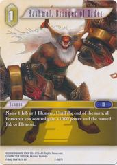 Hashmal - Bringer of Order - 2-087R