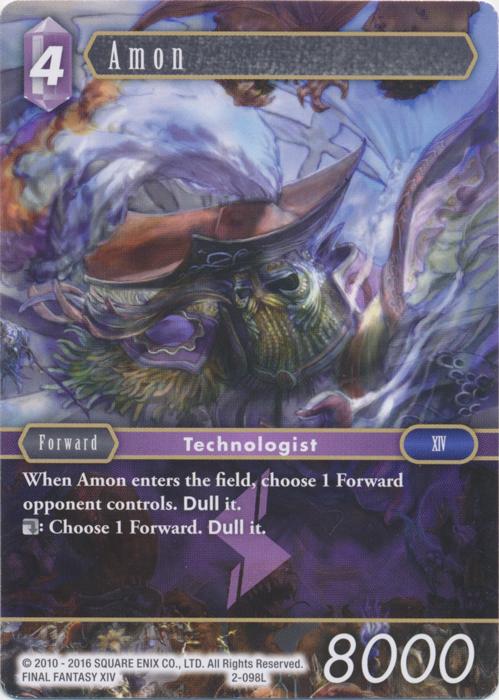 Amon - 2-098L - Foil