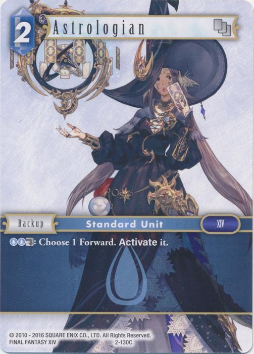 Astrologian - 2-130C - Foil