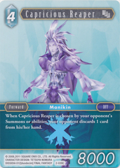 Capricious Reaper - 2-039C - Foil