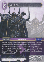 Golbez - 2-109H - Foil