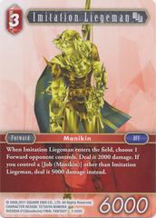 Imitation Liegeman - 2-020C - Foil