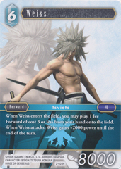 Weiss - 2-025H - Foil