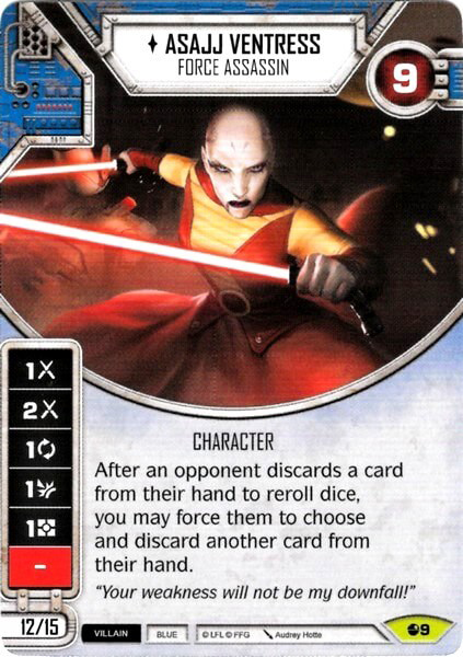 Star Wars Destiny Empire at War Complete 2x each card Set 320 Cards Super Saga
