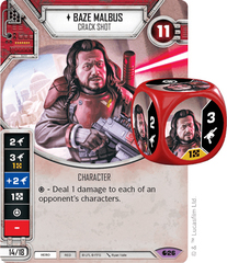 Baze Malbus - Crack Shot (sold w/ matching die)