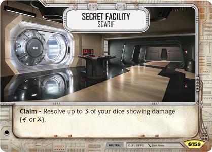 Secret Facility - Scarif