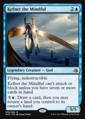 Kefnet the Mindful - Foil on Channel Fireball