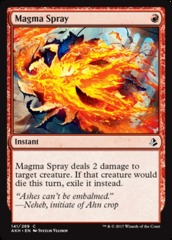 Magma Spray - Foil