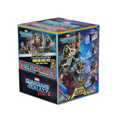 Marvel HeroClix: Guardians of the Galaxy Vol.2 Gravity Feed Display